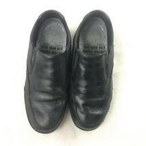 Bass Men's Black Slip On Shoes 12 - $34.64