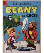 BEANY AND CECIL (1954) Dell Four Color Comics #635 FINE- - $29.69