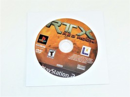 RTX RED ROCK LUCAS ARTS PLAYSTATION 2 PS2 DISC ONLY - $3.96