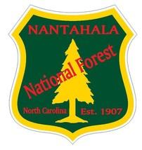 Nantahala National Forest Sticker R3278 North Carolina YOU CHOOSE SIZE - $1.45+