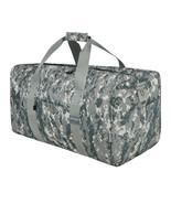 42 Inch Square Cargo Sports Bag Camo ACU Duffel Huge BIG Duffelbag Tote ... - $29.69