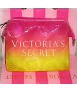 Victoria's Secret Bombshell Paradise Large Beauty Bag NEW - $23.71