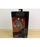 "Star Wars Black Series 6"" Inch REY (ISLAND JOURNEY) #58 The Last Jedi Fi... - $15.83"