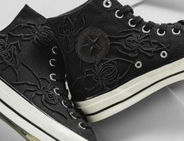 Converse Dr Woo Black 70 Hi Size 10 UK US 44 EU Sneakers Trainer Shoes S... - $164.48