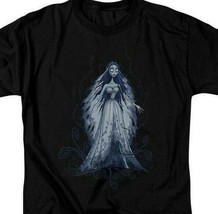 The Corpse Bride t-shirt Victoria Everglot animated film graphic tee WBM728 image 2