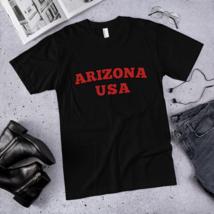 Arizona t-shirt / made in USA / American T-Shirt image 2
