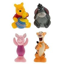 Disney Set of 4 Winnie the Pooh Character Pool Bath Toys Including Tigge... - $58.70 CAD