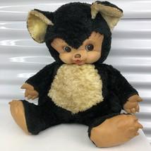 1950 Rubber Face Plush Stuffed Animal Bear Teddy Plush Chubby Tubby Rush... - $189.00