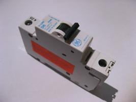 Circuit Breaker Single Pole GE V-Line D6 277-480V 6 AMP V27106 - USED Qty 1  - $23.75