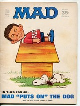 Mad-Magazine-#138-1970-Mort Drucker-Don Martin-David Berg-Jack Rickard - $37.83