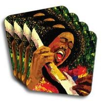 Hendrix Coasters (African American Coasters) - $19.53