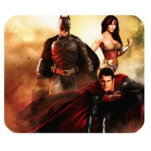 Mouse Pad Justice League Batman Superman Wonder Woman Heroes Series For Gaming - $9.00