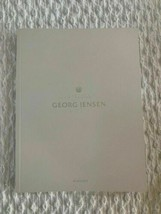 GEORG JENSEN Watch Catalogue 'The Architects Of Time' NEW - $8.31