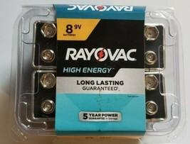 Alkaline 9Volts Battery 8 Pack - $9.89
