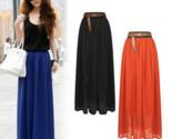 Daisy dress for less skirts sexy bohemian pleated chiffon long skirt 1408242745375 thumb155 crop