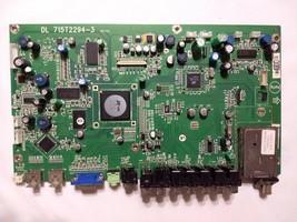 Magnavox 26MD357B Main Board CBPF72MKZB2 - $27.17