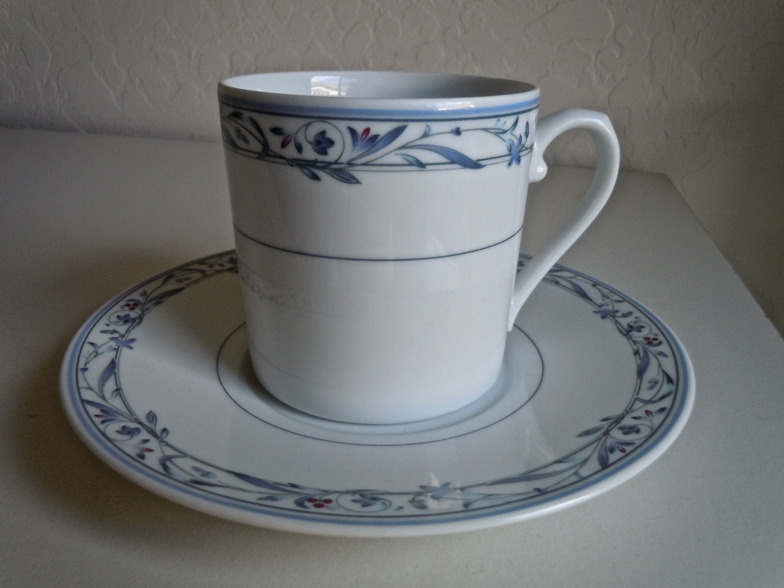 Christopher Stuart Overture Cup and Saucer