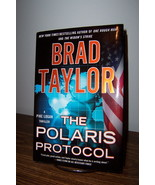 The Polaris Protocol by Brad Taylor SIGNED Hardcover 2014 - $13.99