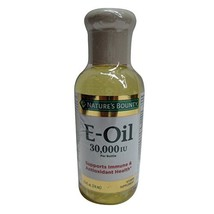 Nature's Bounty E Oil 30,000IU, 2.5 Ounce Pack of 2