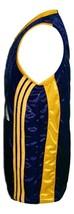 Dario Saric #35 KK Zagreb Croatia Basketball Jersey New Sewn Navy Blue Any Size image 3