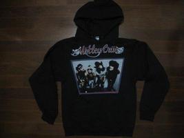MOTLEY CRUE -Original Vintage Group- Hoodie -Two Sided Print.Brand New - $32.99+