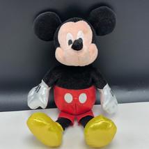 WALT DISNEY PLUSH STUFFED ANIMAL TOY vintage mickey mouse TY sparkle the... - $14.81