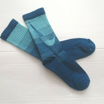 Nike Youth Performance Crew Socks - SX5816 - Dark Blue - Size M - NEW - $5.99