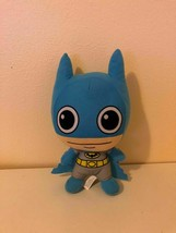 "Plush Toy DC Batman Blue 12"" Toy Factory 2016 - $0.98"