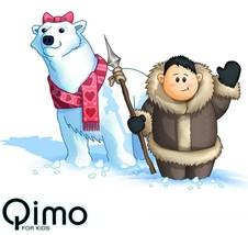 QIMO 4 Kids 2.0 Education Linux OS on DVD or 4GB USB Flash Drive Latest ... - $3.59+