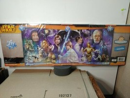 Star Wars Original Trilogy 3 in 1 Panoramic Jigsaw Puzzle Set W/211 Total Pieces - $19.75