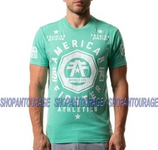 American Fighter Edgewater FM8076 Men`s Graphic Fashion T-shirt By Affliction - $35.25