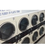 Speed Queen Stack Dryer 30lbs 120 V 60Hz 1ph, Almond, ST0300DRG Refurbished - $1,881.00