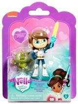 Nickelodeon Nella The Princess Knight Sir Garrett & Gork 3.5'' Figure - $8.90