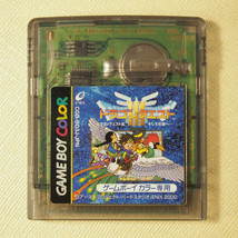 Dragon Quest III 3 (Nintendo Game Boy Color GBC, 2000) Japan Import - $8.98