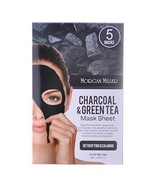 Morgan Miller Charcoal & Green Tea Sheet Mask, 5ct - €10,92 EUR