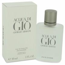 Acqua Di Gio Cologne By Giorgio Armani Eau De Toilette Spray 1 Oz Eau De Toilet - $56.95