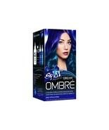 Splat Hair Color Ombre Dream Purple Stars Blue Dreams - $20.16