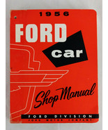 1956 Ford Car Shop Manual Ford Authorized Reprint by Classic Thunderbird... - $47.50