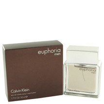 Euphoria by Calvin Klein 1.7 oz / 50 ml EDT Spray for Men - $31.67