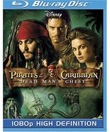 Disney Pirates of the Caribbean: Dead Man's Chest [Blu-ray] (2006) - $4.46