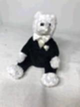 Ty groom beanie baby 2002 bear - $10.00