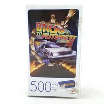 Cardinal Back To The Future Part II Jigsaw Puzzle 500 Pieces Blockbuster... - $9.89