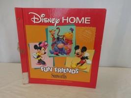 Disney Wallpaper Sample Book Disney Fun Friends Scrap booking Paper Craf... - $88.13