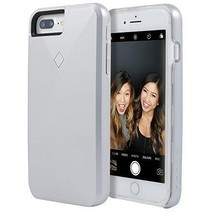 Incipio LUX Brite iPhone 7/8 Plus Case Integrated Selfie Light - $22.97