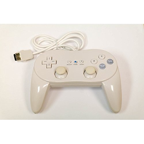 Wii And Wii U Replacement Pro Controller By Mars Devices Gamepad