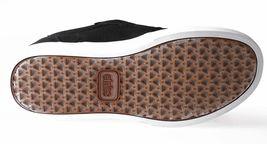 Etnies Noir/Blanc/Noir Rct à Lacet 10 C US Bébé Skate Chaussures Baskets Nib image 6