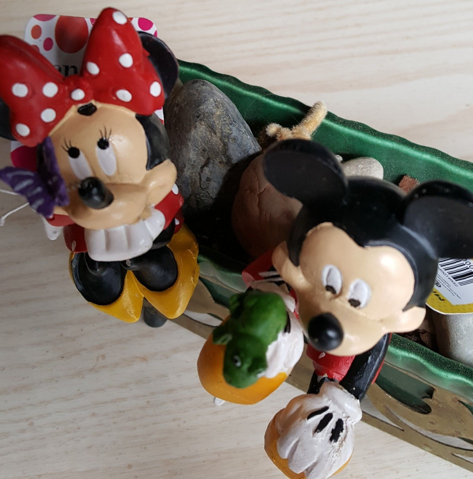 Disney\'s Mickey Mouse And Minnie Mouse Pot and 50 similar items