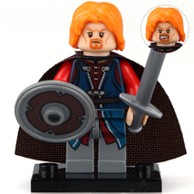Unbranded Boromir of Gondor Minifigure Lord of the Rings Fits Lego UK Se... - $3.49