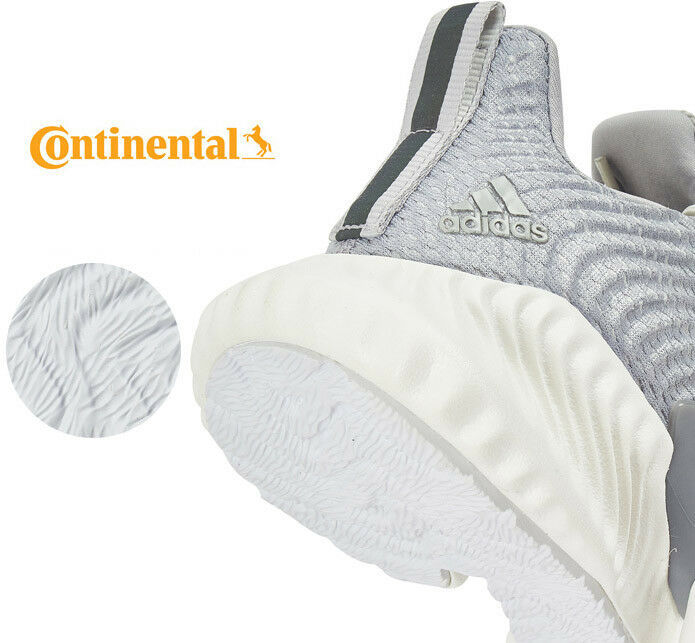 adidas alphaBOUNCE Instinct Women's Running Shoes Gray Fitness Gym NWT F36732 image 4