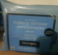 Neutrogena Makeup Remover Facial Towelettes Wipes  - $7.91